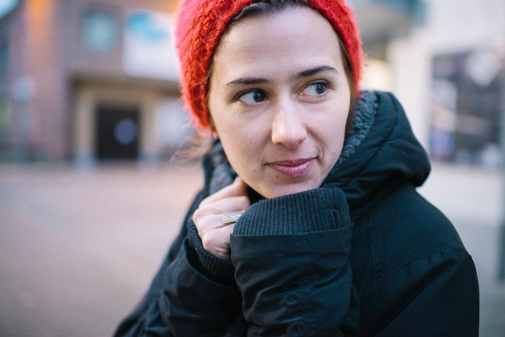 Portret Maud Vanhauwaert